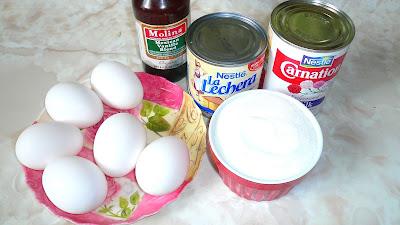 Flan napolitano mi cocina r pida for Ingredientes para hacer flan casero
