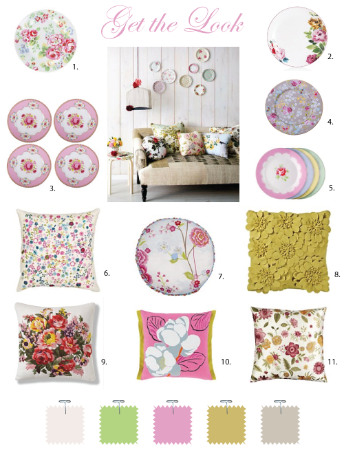 Blooming Gorgeous Lounge