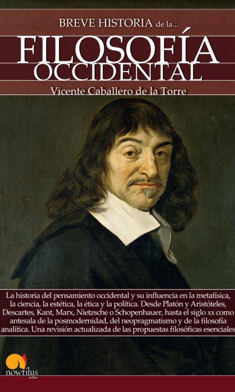 """Mi libro """"Breve historia de la Filosofía"""". Pincha sobre la imagen para leer el índice y fragmentos"""