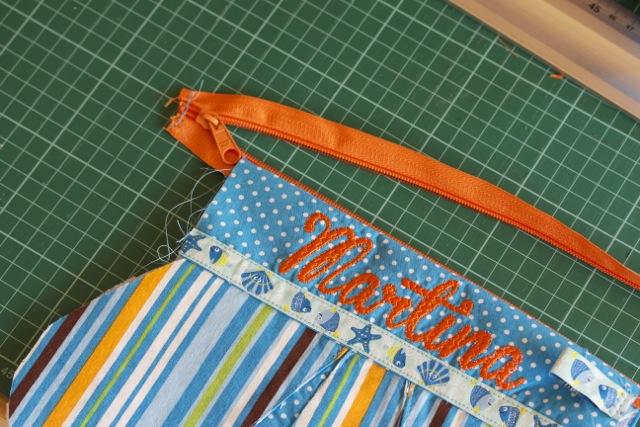 So einfach kann es gehen: Mit einem Trick einen Endlosreißer einnähen - How to sew a endless zipper