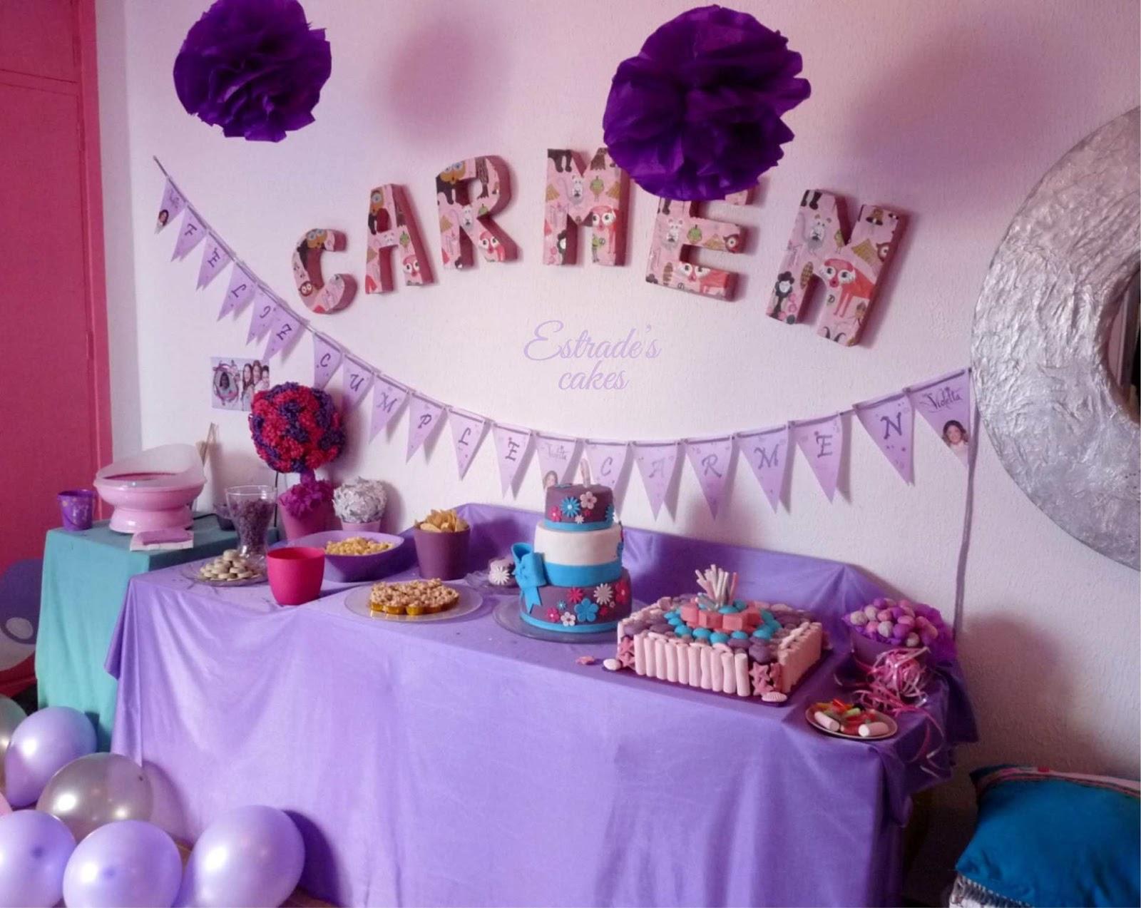 mesa dulce Violetta - 1