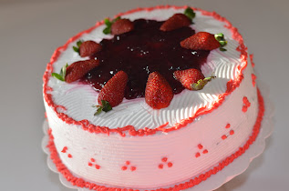 Strawberry Cheese Cale