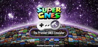 Free Download SuperGNES (SNES Emulator) for Android Cover Photo