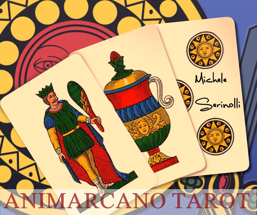 AnimArcano Tarot - Michele Serinolli