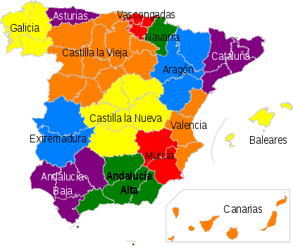 historia de la primera region: