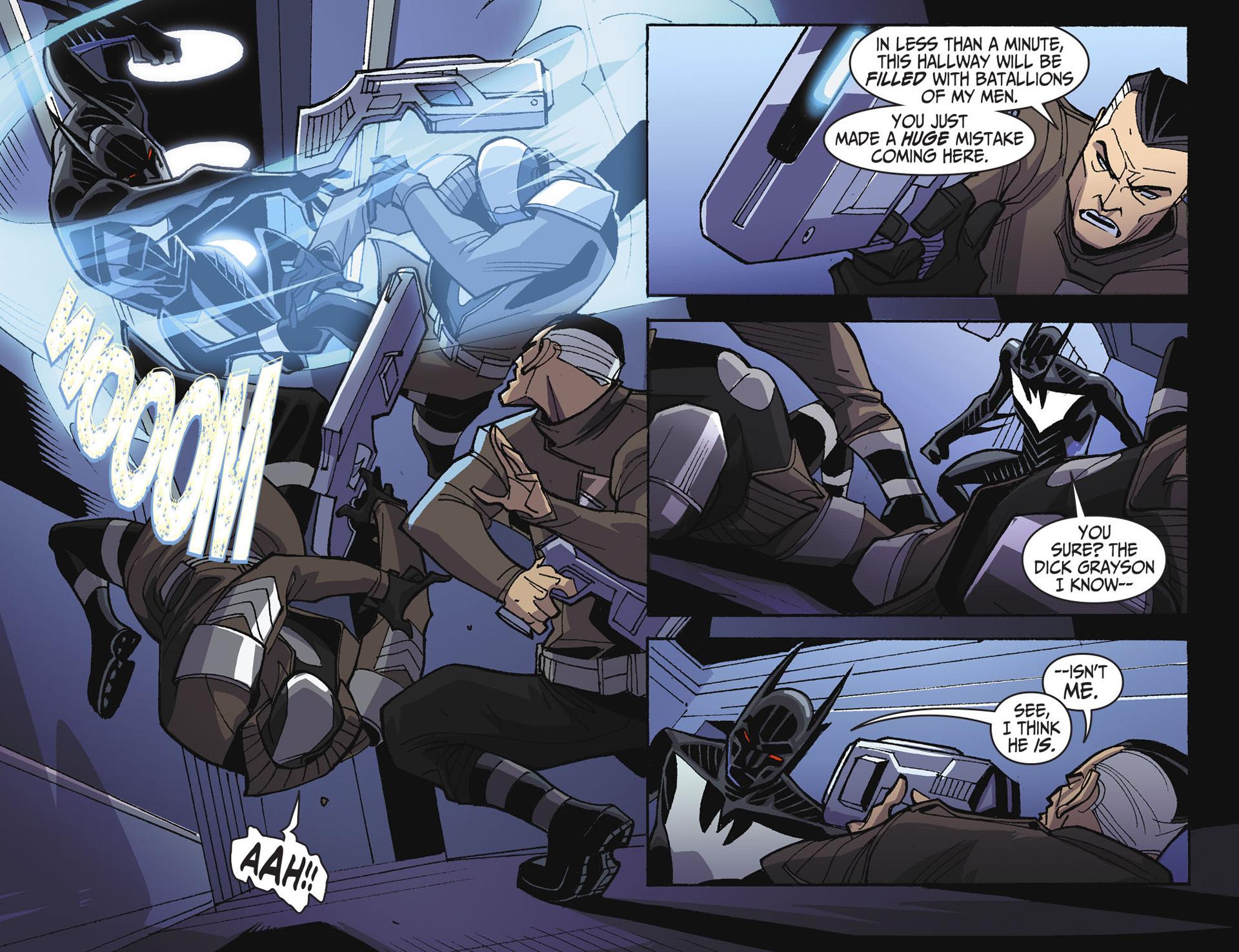 Batman Beyond 2.0 Issue #22 #22 - English 20