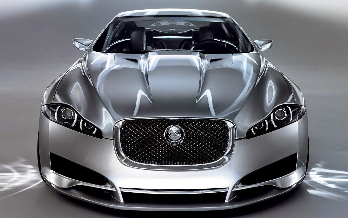 Silver Car Desktop Wallpaper