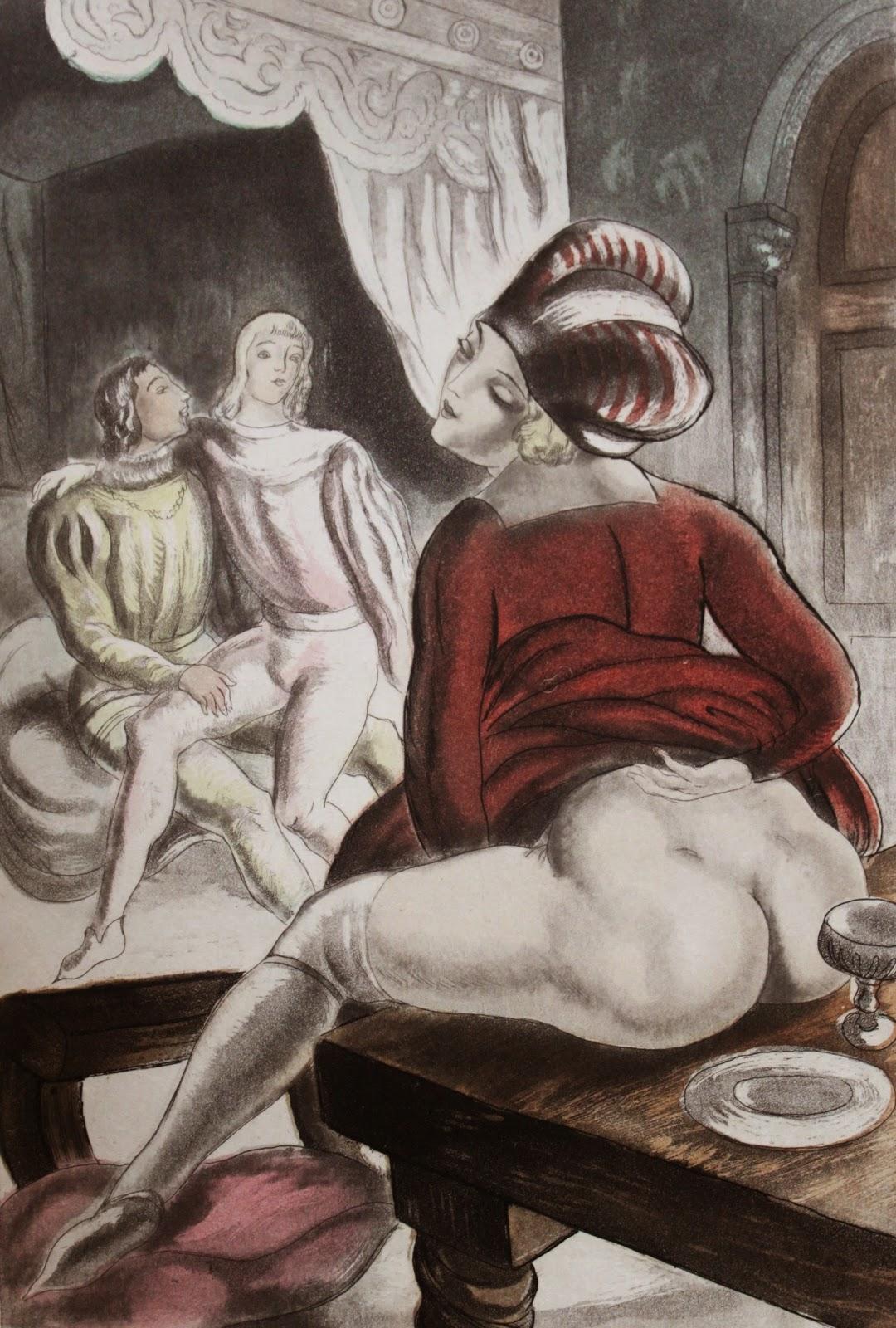 Erotic victoriana drawings photos illustrations