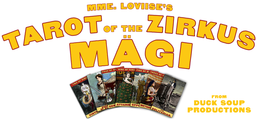Tarot of the Zirkus Mägi