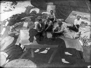 Picasso con amigos