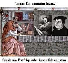 Agostinho e a Teologia Reformada
