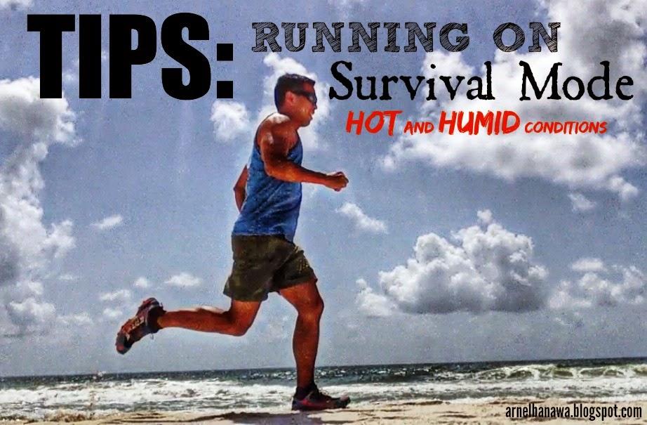 Tips for Running on Survival Mode