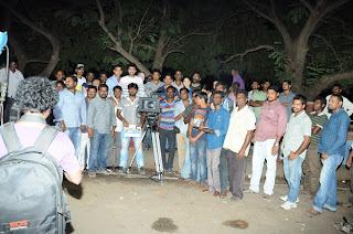 Ivan Vera Mathiri Tamil Movie Last Day Shooting Celebrations Gallery