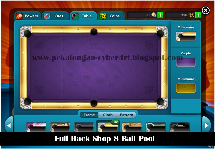 cheat 8 Ball Pool, hack 8 Ball Pool, 8 Ball Pool, devilz adrian