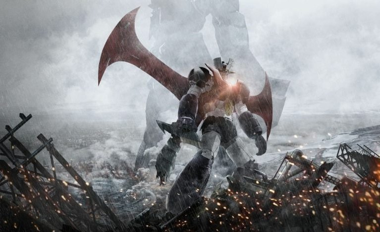 Filme Mazinger Z - Infinito HD Torrent