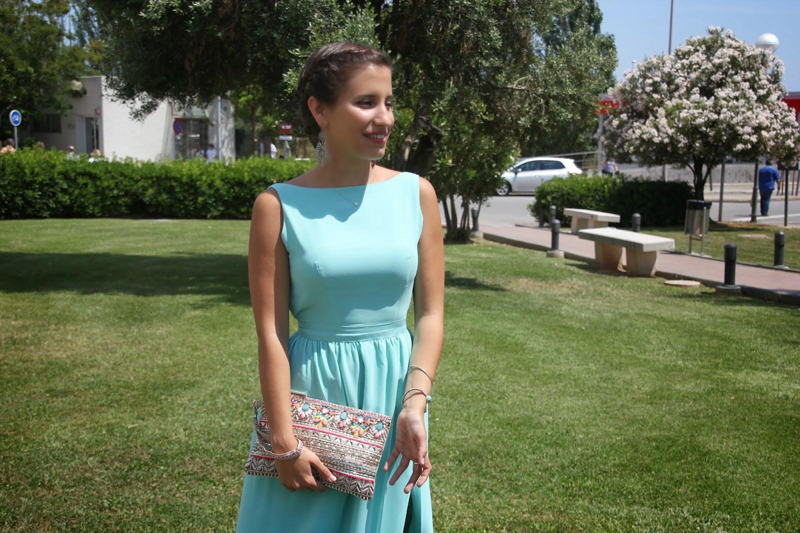Como hacer vestido largo de fibrana