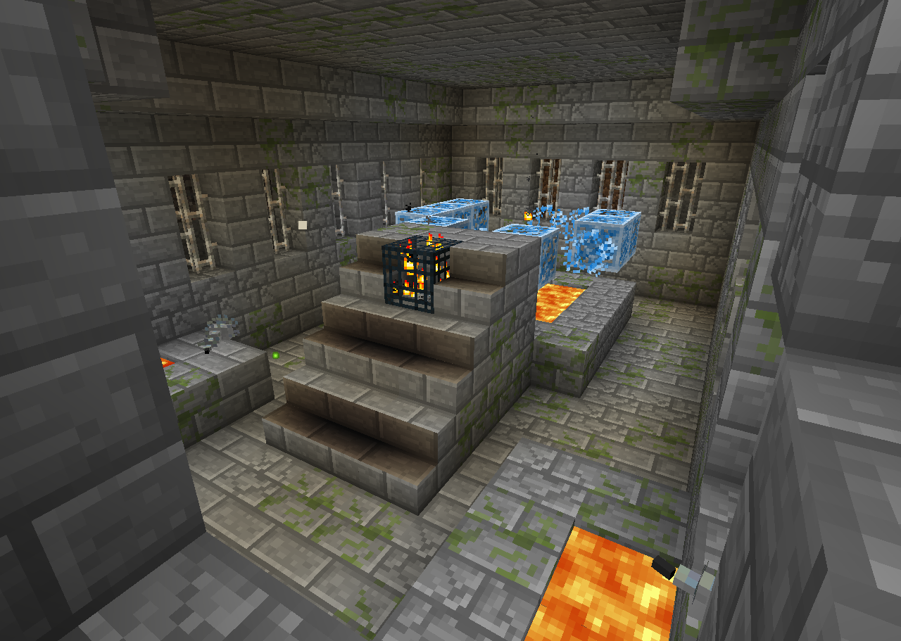 how to get a minecraft monster spawner