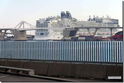 Cruceros - Puerto de Barcelona