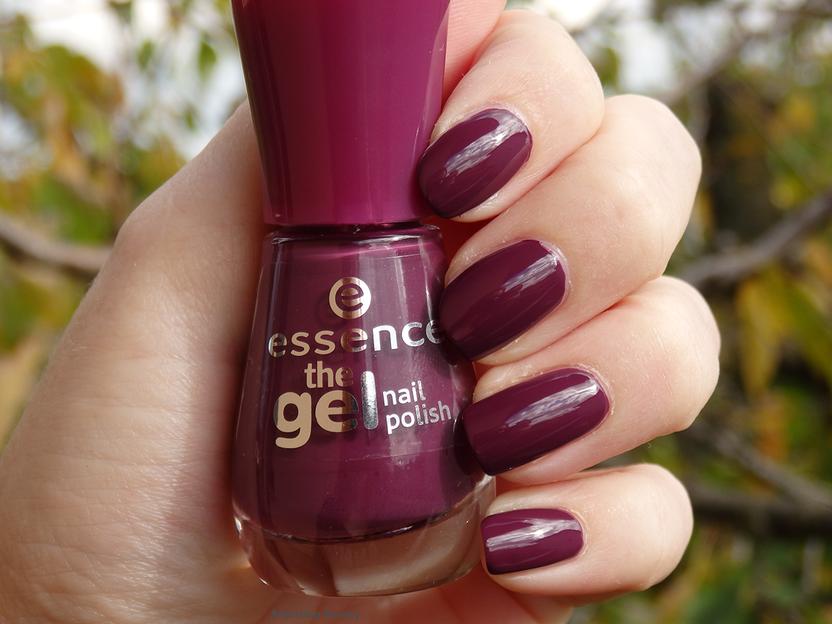 Review: Essence The Gel Nail Polish (52 Amazed by You ...
