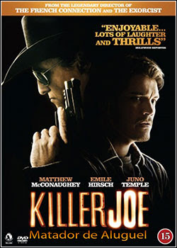Download - Killer Joe - Matador de Aluguel - DVDRip RMVB - Legendado
