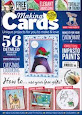 CURRENTLY FEATURED ON THE COVER OF THE NOVEMBER ISSUE OF MAKING CARDS MAGAZINE