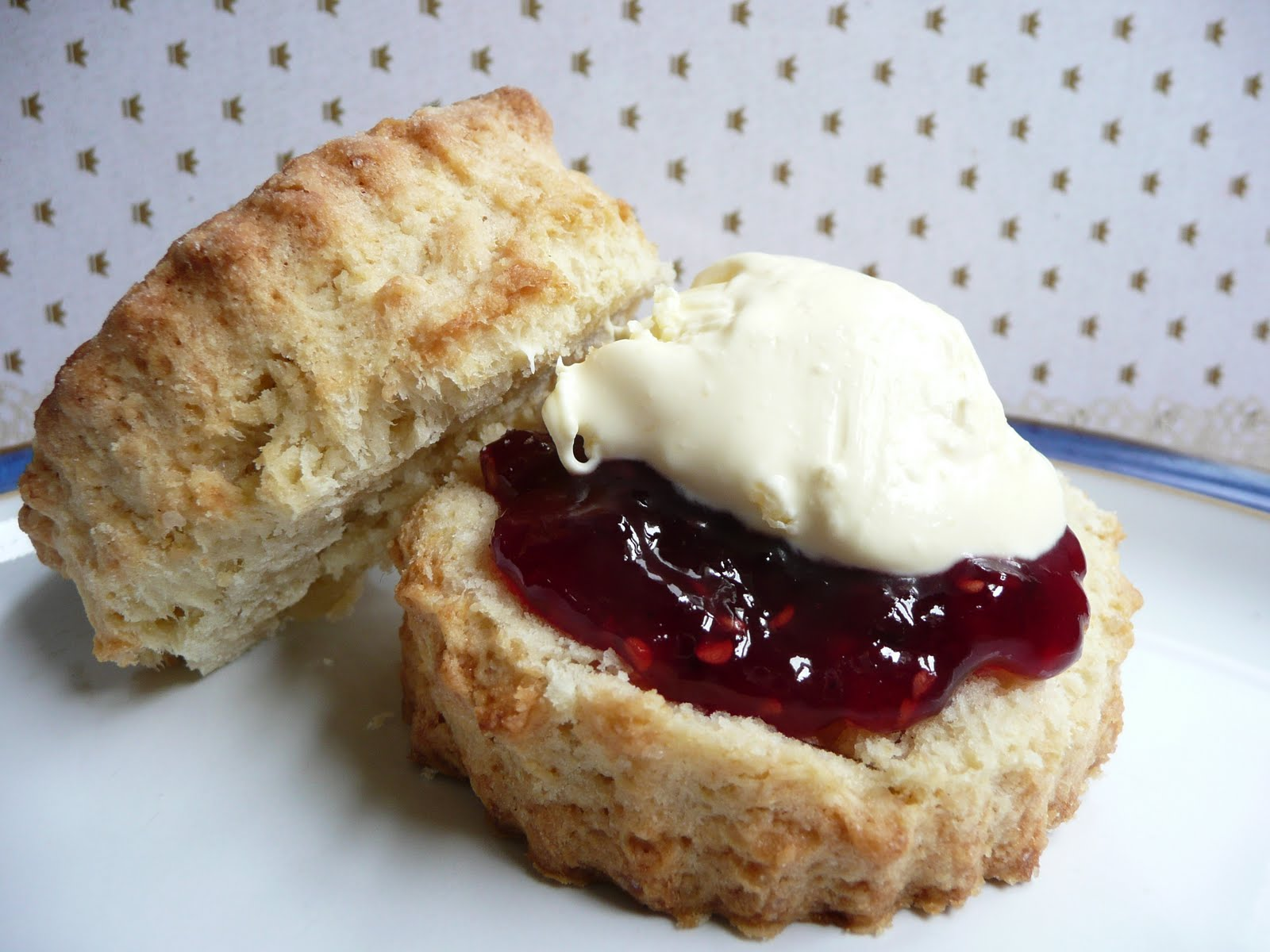 Scones are most often served with tea, but if you're tucking into some ...