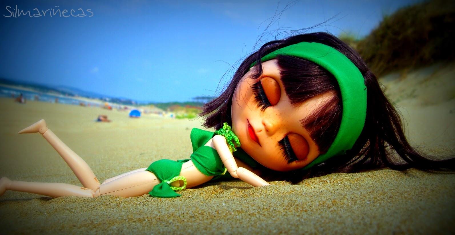 cómo hacer un bikini fácil y sencillo para muñecas