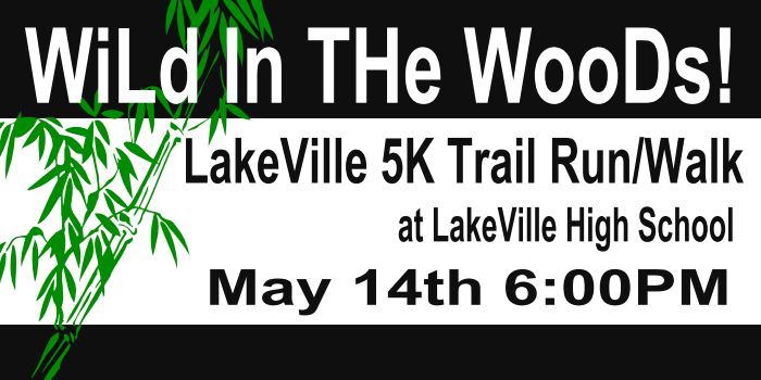 LakeVille 5K Trail Run/Walk