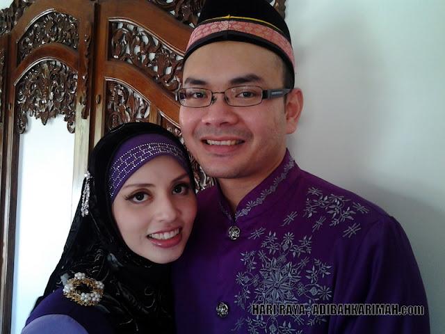 Salam Aidilfitri drp Adibah Karimah dan Hasbi Harun premium beautiful top agent