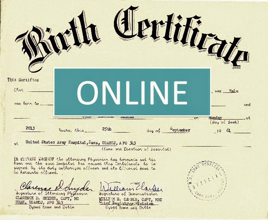 Online Birth Certificate Becomes Service First For Indonesian