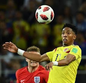 Por lesión Johan Mojica no jugará partidos amistosos de Colombia
