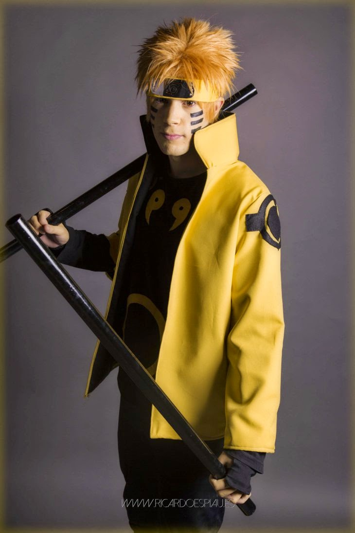 Naruto -Rikudo Mode cosplay