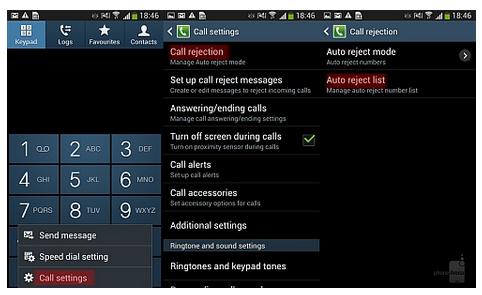 Cara Blok Nomor Telepon Di Android