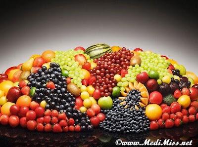 Fruit Acne diet