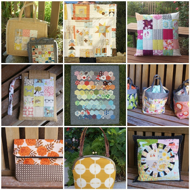 Fabric mutt craft book month blog hop for Craft of the month