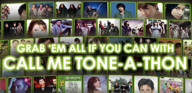 Celcom Call Me Tone-A-thon