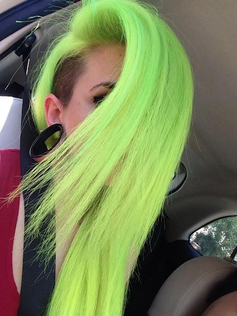 edgy hair colors - haircut