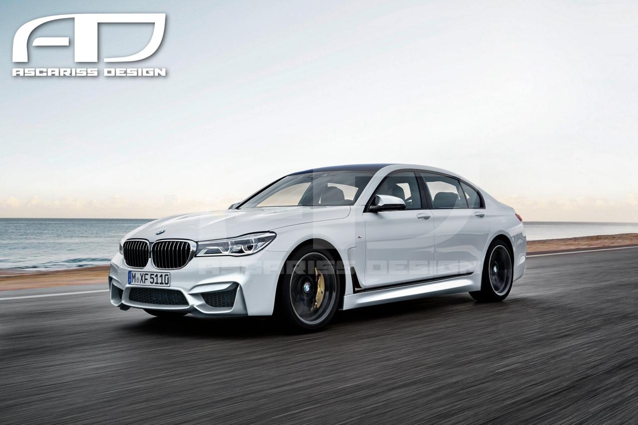 BMW M7 G11