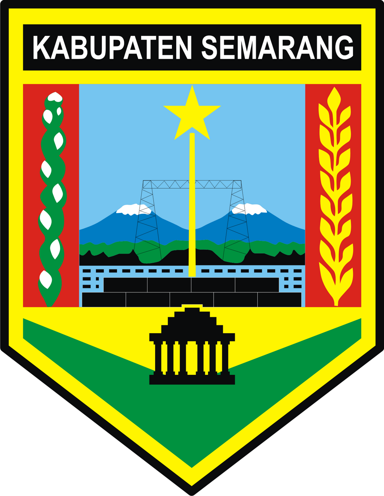 Gambar Logo Keren Logo Kabupaten