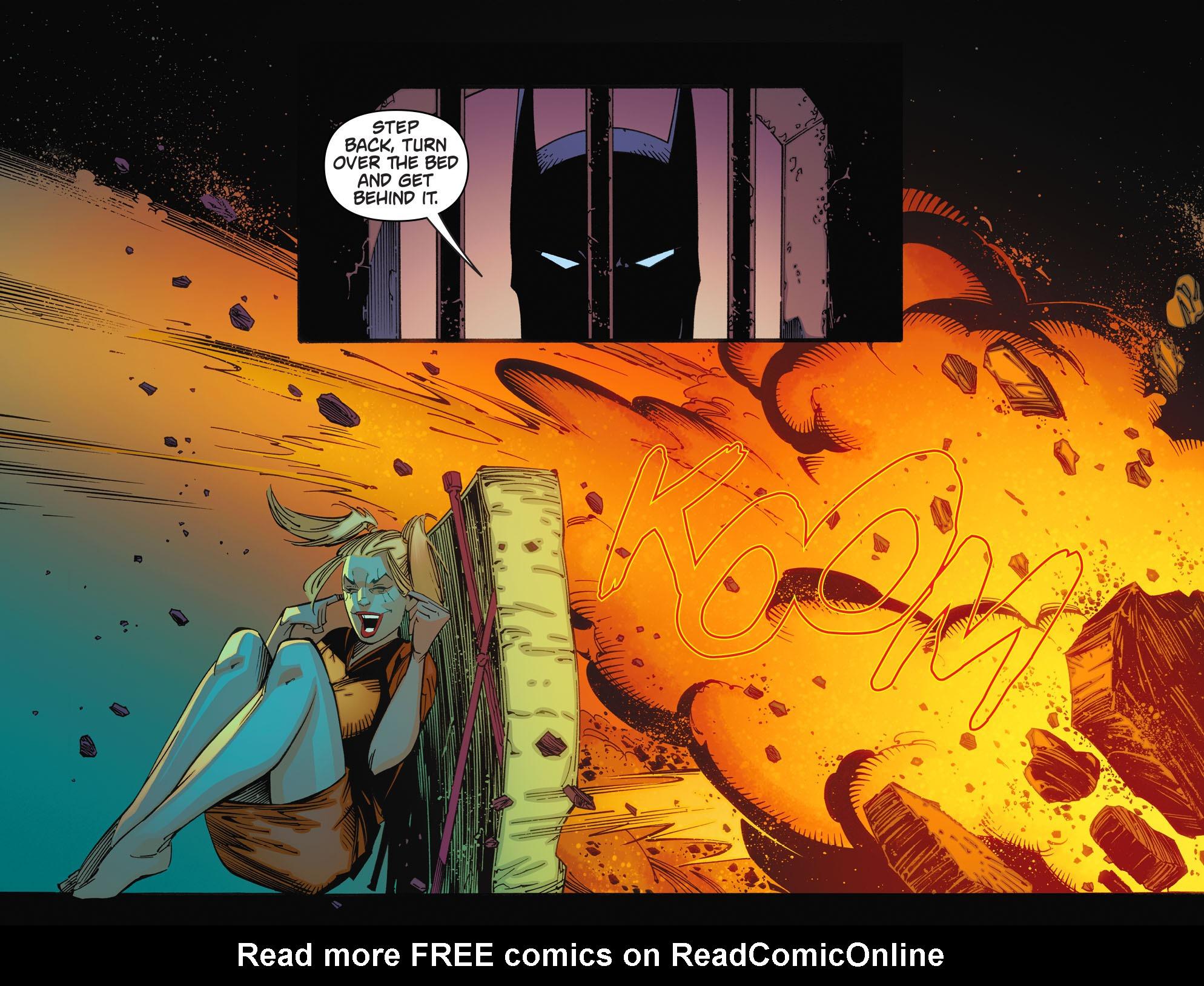 Batman: Arkham Knight [I] Issue #5 #7 - English 11