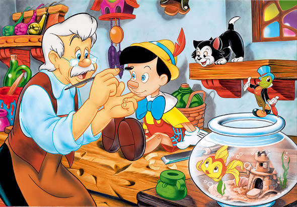 Pinokio (Pinocchio)