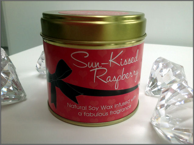 Kiss Air Candle Review // Sun-Kissed Raspberry