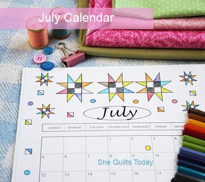 Calendario gratis julio 2015