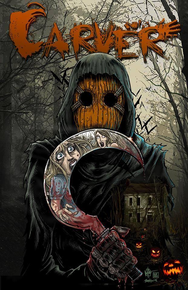 The Horrors of Halloween: CARVER (2015) Halloween Slasher ...