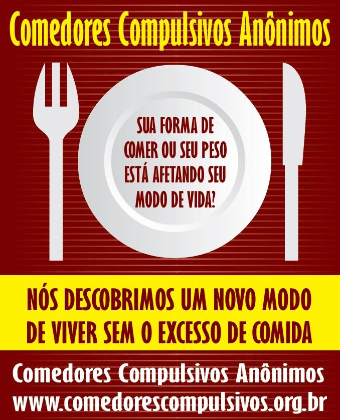 CCA - Comedores compulsivos anônimos   Dr. Frederico Lobo - Médico ...