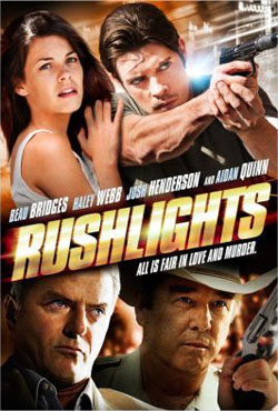 Rushlights 2013 poster
