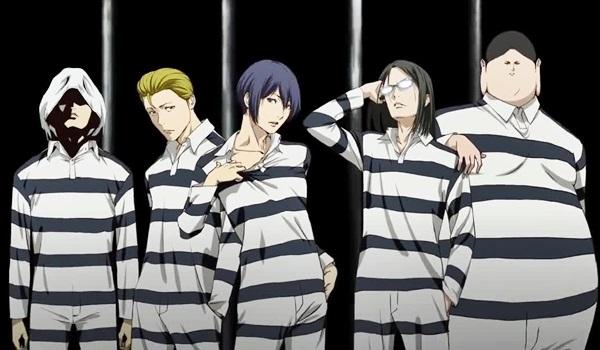 Test Drive - Prison School (Kangoku Gakuen)