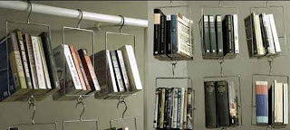 magnetique1 30 of the Most Creative Bookshelves Designs