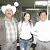 LIDER DE LOS CAMPESINOS GUADALUPE GONZALEZ LOPEZ EN CONTRA DEL DECOMISO DE AUTOS AMERICANOS