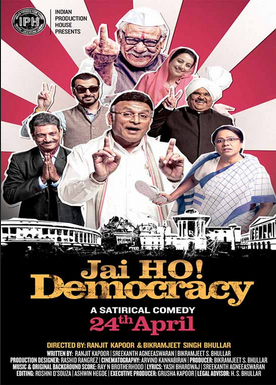 Watch Jai Ho Democracy (2015) DVDRip Hindi Full Movie Watch Online Free Download